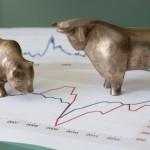 Baör und Bulle - Börse